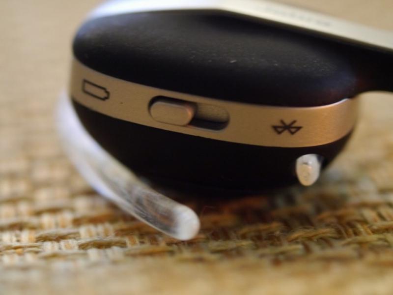 Jabra STYLE Bluetoothヘッドセットスイッチ