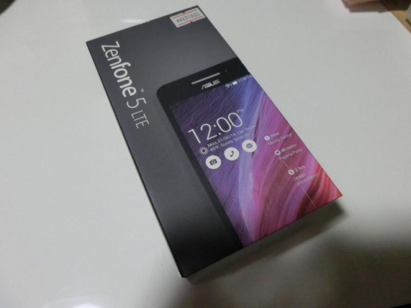 Zenfone5価格