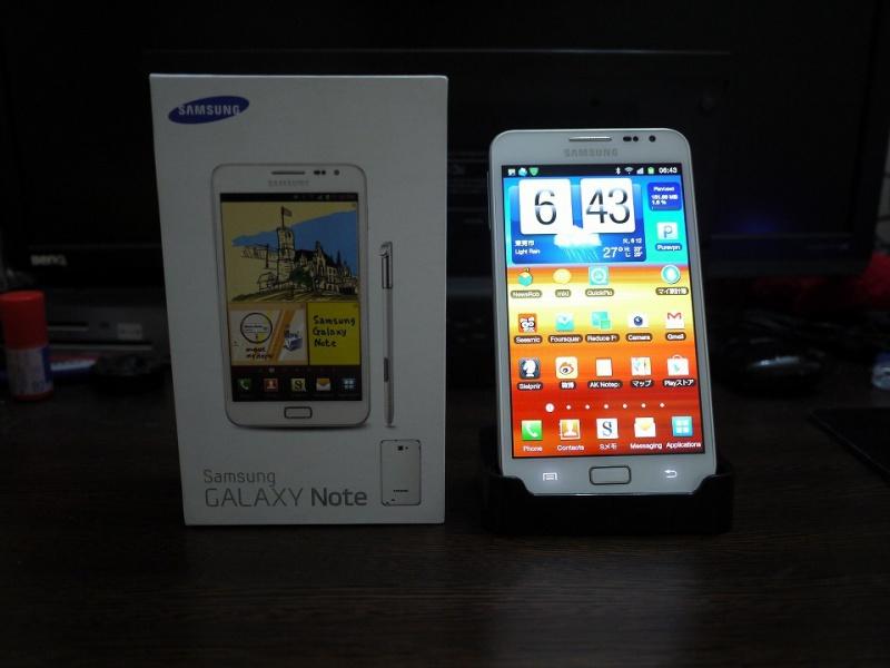 Galaxy Note N7000-1