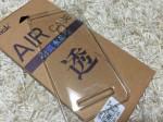 ZenFone5 クリア ハード シェルカバ