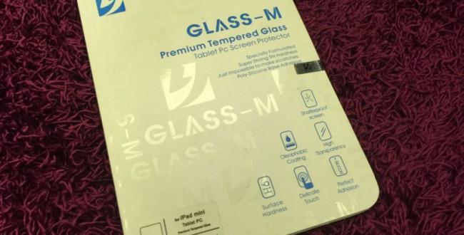 iPad mini 強化ガラス パッケージ