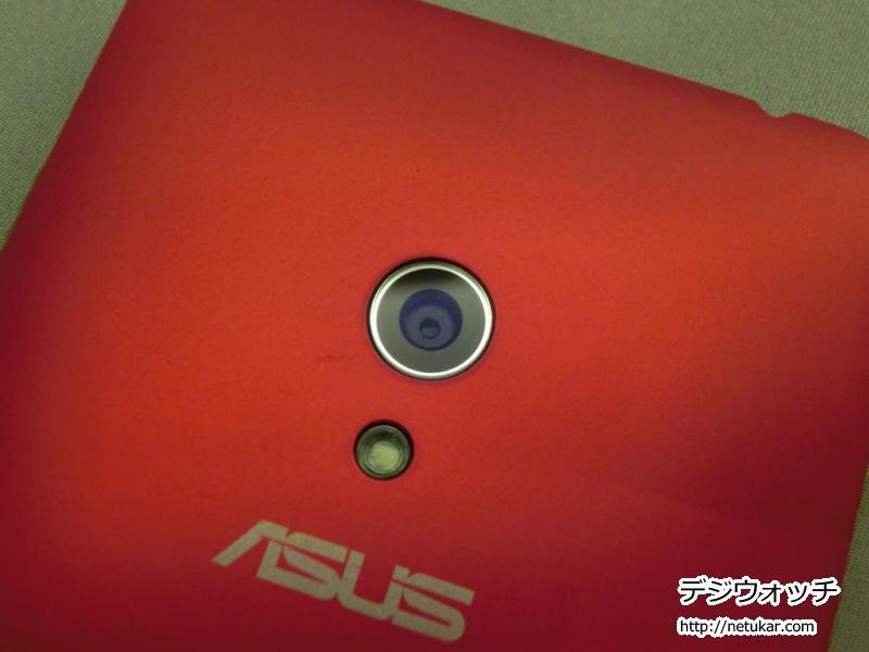 ZenFone5のカメラ
