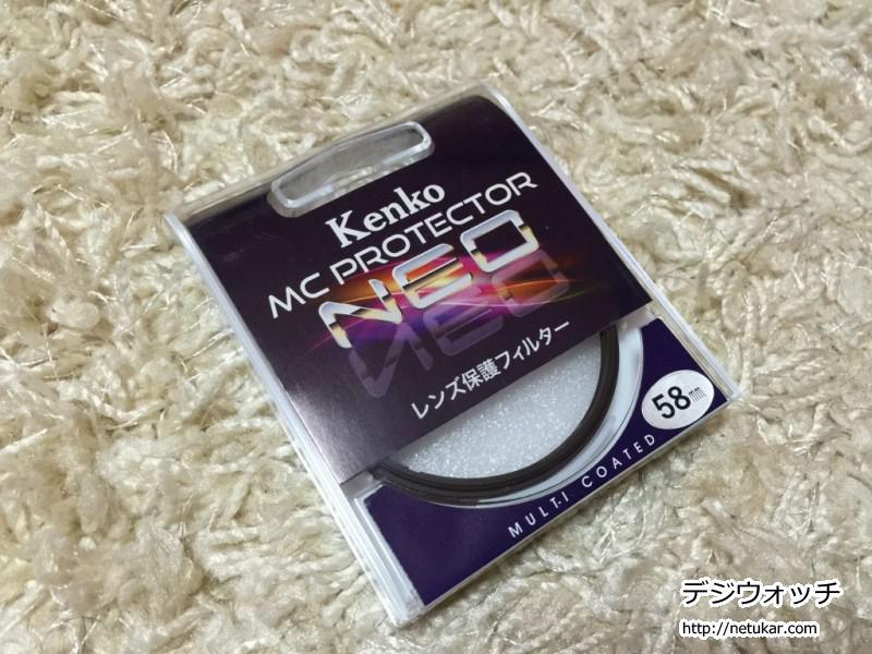 kenko MC PROTECTOR 58mm