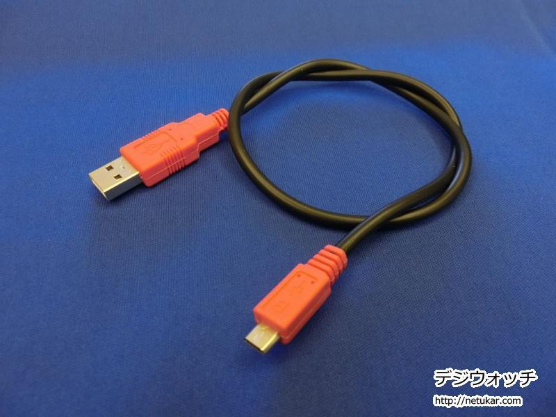オウルテック microUSB充電専用ケーブル 2.4A出力対応 急速充電モデル