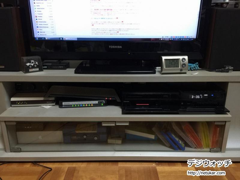 SLINGBOX PRO-HD設置