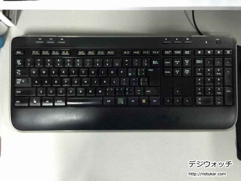Logicool MK520