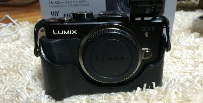 LUMIX DMC-GX1