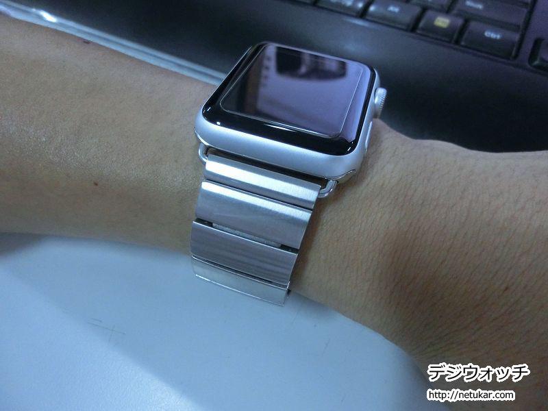 Apple Watchにメタルバンド